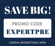 Save with promo code EXPERTPRE